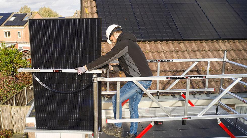 Altrex Shuttle for Solar Panel