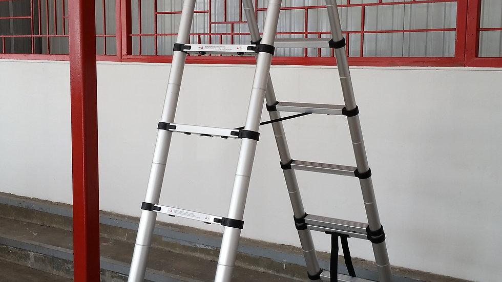 Tele-ProSteps 8+2 Steps A Frame Ladder