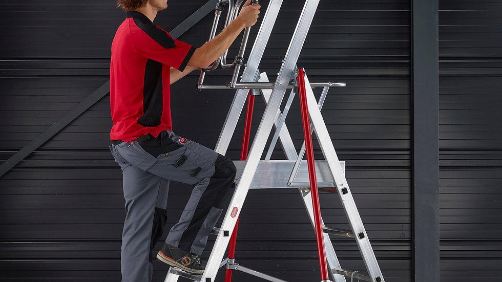 Altrex Rolguard Mobile Platform Ladder