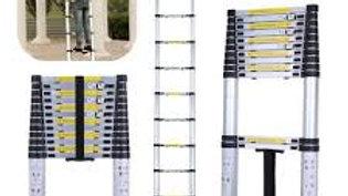 Tele-ProSteps 3.8m/12.5ft Telescopic Ladder 13 Steps