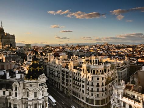 Goda nyheter: Miljontals träd planteras runt Spaniens huvudstad