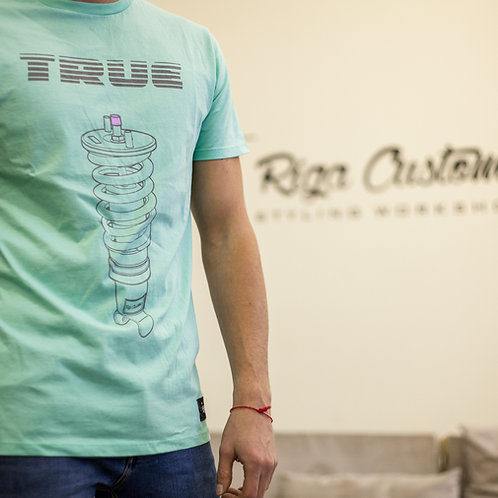 Riga Customs True Coilover T-shirt