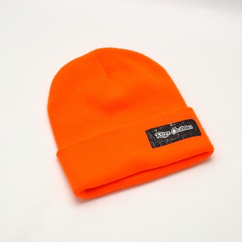 Riga Customs Winter Hat - Orange
