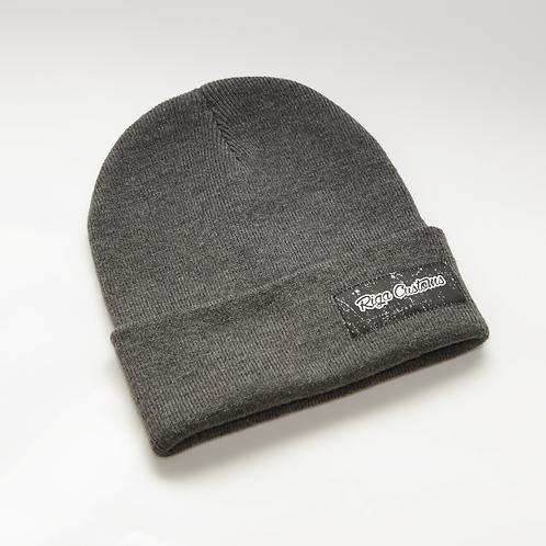 Riga Customs Winter Hat - Dark Grey