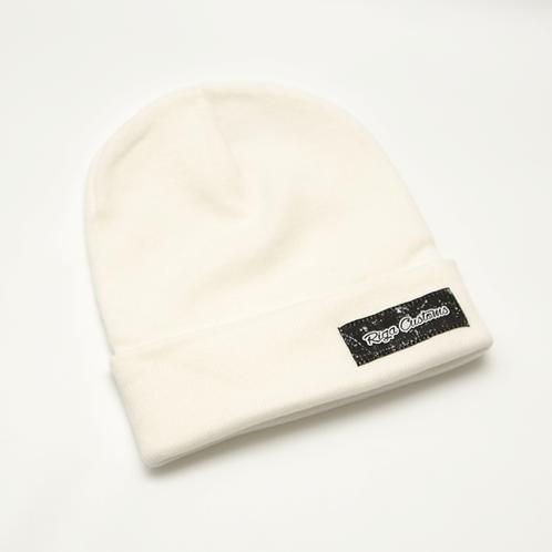 Riga Customs Winter Hat - White