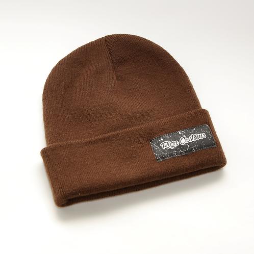 Riga Customs Winter Hat - Brown