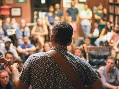 Sofar Sounds Goes the Distance