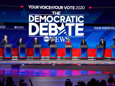 Guess That Audience! Viewing Presidential Debates Through the Lens of PR