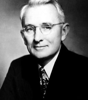 The Key to Good PR: Dale Carnegie