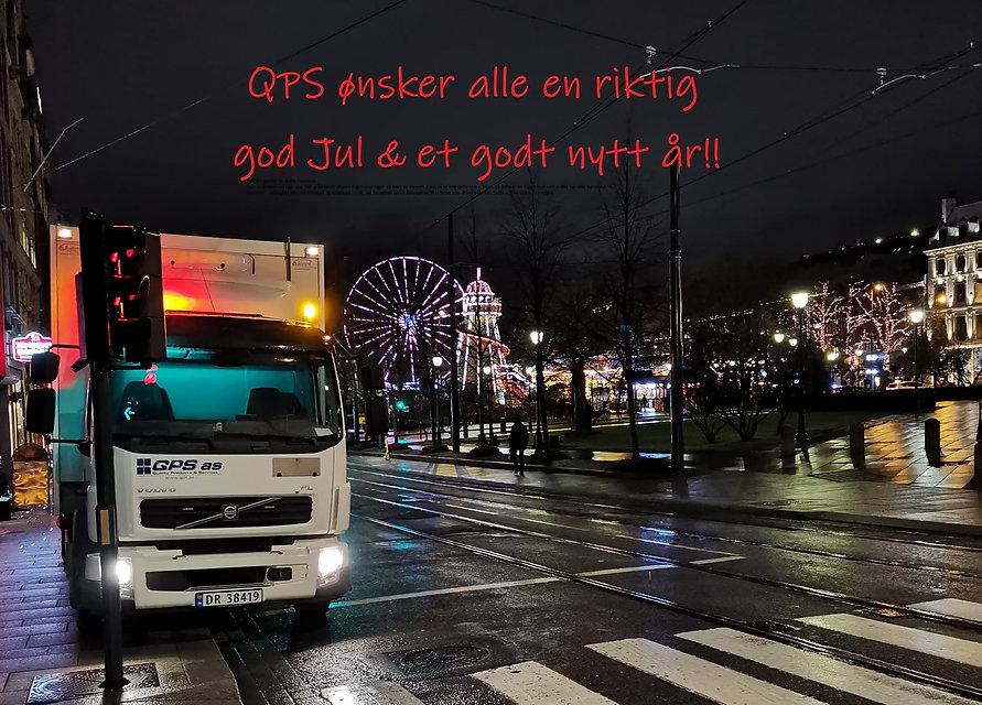 QPS AS ønsker GOD JUL!