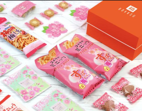 Bokksu Tokyo Snacks