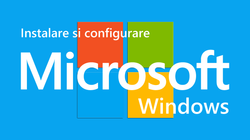 Instalare Windows cu drivere - 50lei