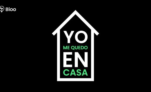 Nos sumamos al movimiento #Yomequedoencasa