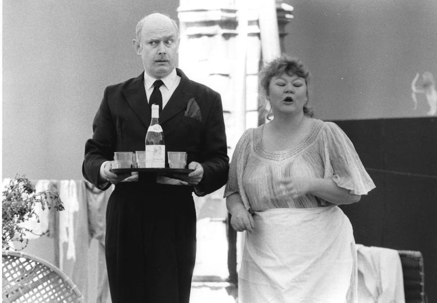 Edmund Dring & Annie Treadwell