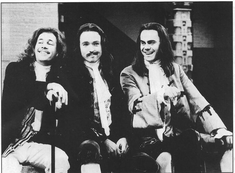 Matthew Sharp, Patrick Cremin, Patrick Toomey