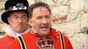 Sgt Harris in Chuckle Brothers classic, RAVEN MAD