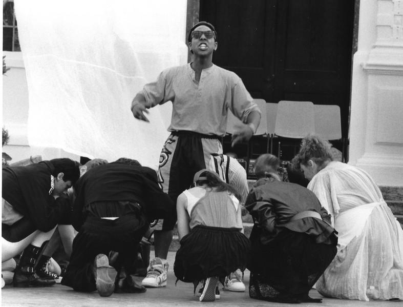 Don Gilet as Benvolio