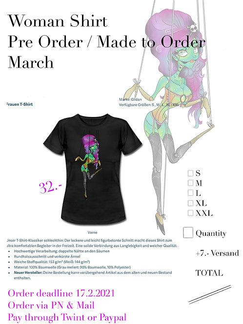 Marionette Shirt