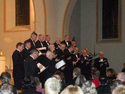 Rückblick Adventskonzerte 2008