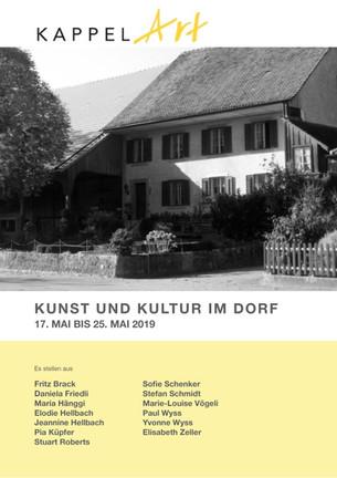 Kappel Art 17.-25.Mai 2019