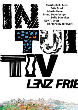 Lenz Friends Vernissage am 23.11.2019