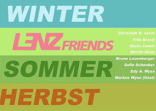 Lenz Friends Ausstellung 2017 