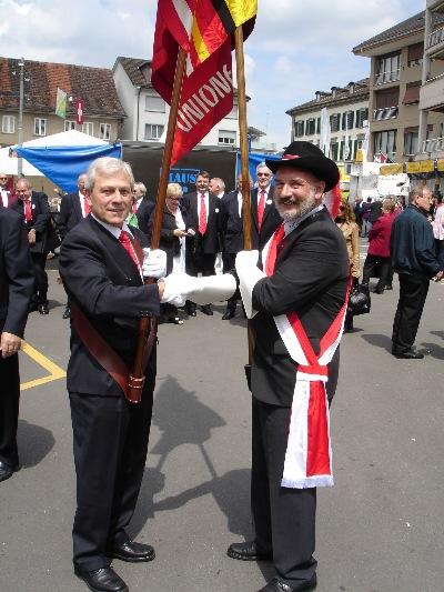 Schweizerisches Gesangsfest in Weinf