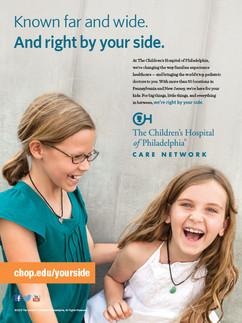 Care Network Campaign Ads
