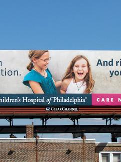 Care Network Campaign Billboard
