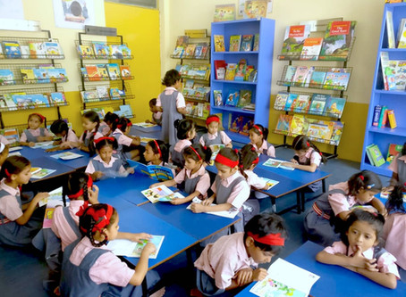 Angelique Foundation Launches Libraries in 7 Delhi Cantonment Board Schools