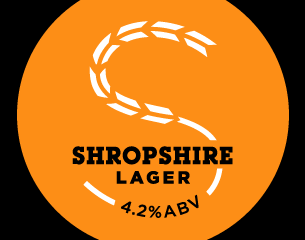 For those who like Lager we have Shropshire Lager on Draught.