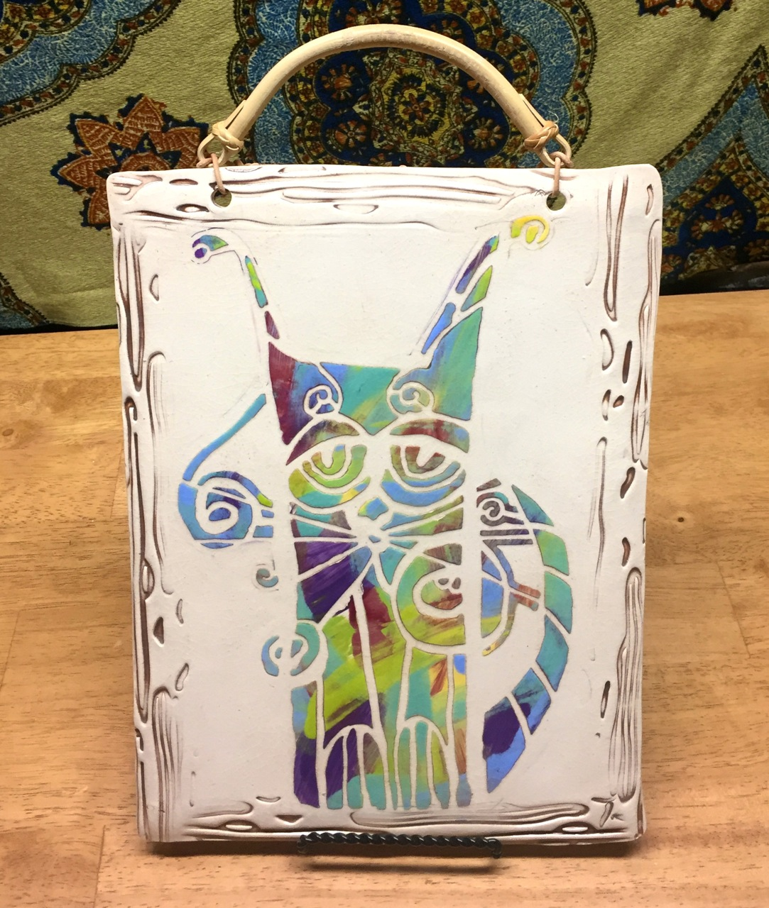 Wall Hanging - Cat