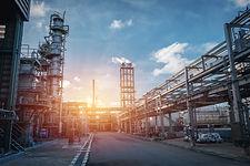 Pipeline and pipe rack of petroleum indu