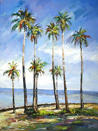 Eight Palms