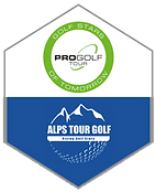 Logo Pro Golf Tour / Alps Tour