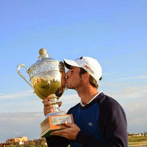 Victoire pour Alexandre KALEKA à Al Maaden au Maroc