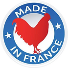 Logo Made in France AD Pro Clubmaker