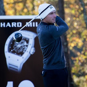 Benjamin Hébert : 3éme au Richard Mille Invitational en battant la star Bubba Watson