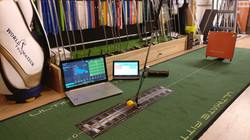 Fitting putter