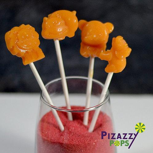 Lil Zoo Animals  Lollipop