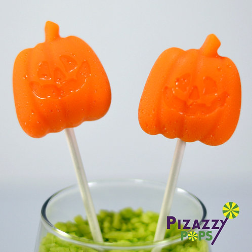 Pumpkin XL Lollipop