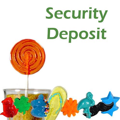 Security Deposit Fee