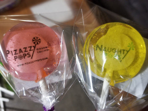 Sugar Printed Lollipop - Small