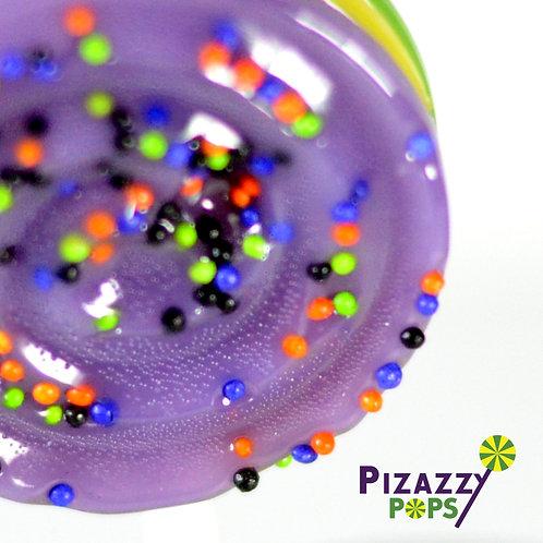 Pizazzy Bomb Lollipop
