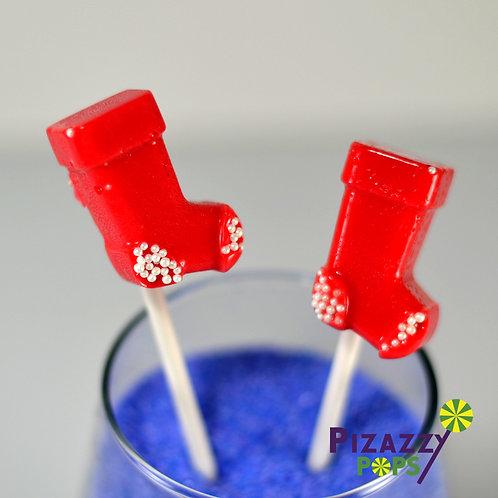 Stocking Lollipop