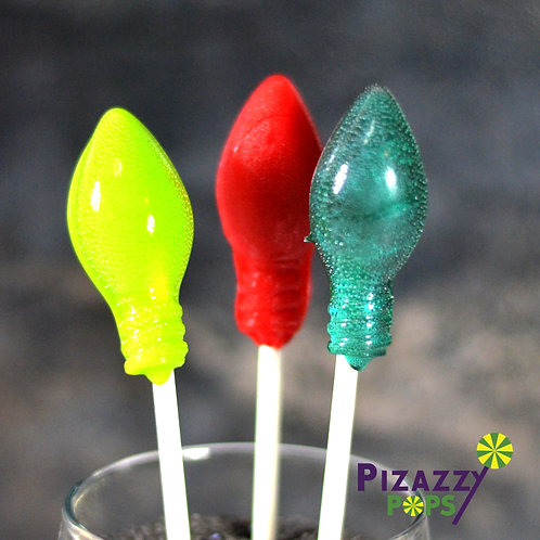 Light bulb Lollipop