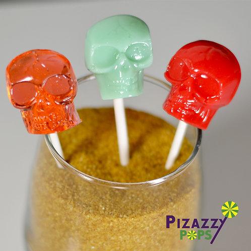 Small Skull Lollipop