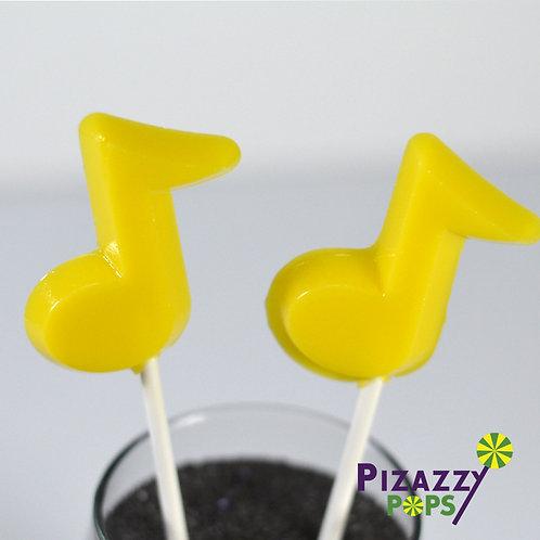 Music Note Lollipop