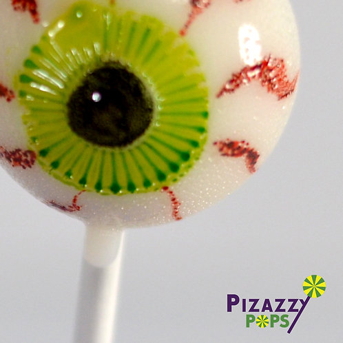 Eye Ball  Custom Lollipop