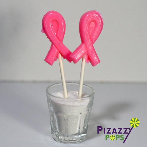 Cancer Awareness Lollipop